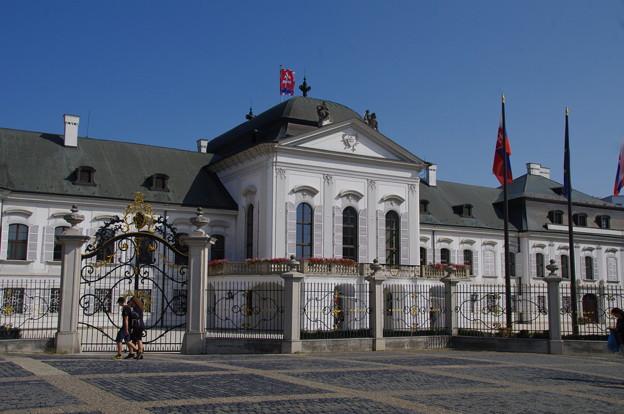 スロバキアの大統領官邸