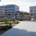 写真: ブラチスラヴァの路面電車