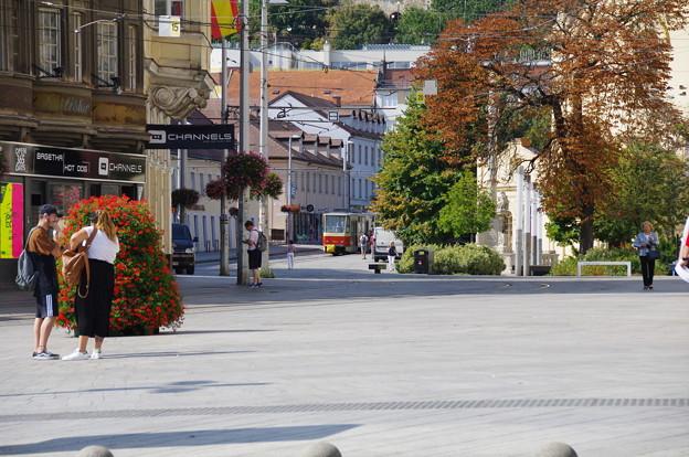 ブラチスラヴァの路面電車