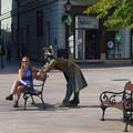 Photos: ブラチスラヴァのメインスクエア