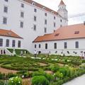 写真: ブラチスラヴァ城