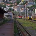 Photos: ブラチスラヴァ駅の留置線
