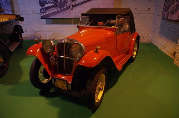 技術博物館の展示