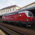 Photos: ブラチスラヴァ駅にて