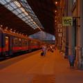 写真: ブダペスト西駅