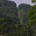 写真: ヤーノシュ山のリフト