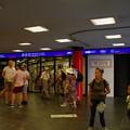 写真: デアークフェレンツ広場駅