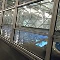 ハマド空港のオリックスエアポートホテルのプール