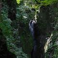 黒山三滝の天狗滝