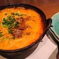 「花み鳥」の「担々豆腐」
