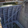 下久保ダムのクレストゲート