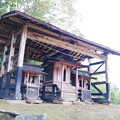 登城口の神社