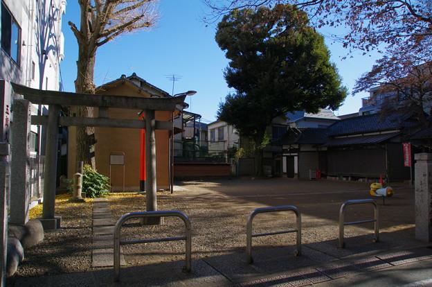 五郎久保稲荷神社