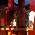 Photos: 海南神社の弁天様