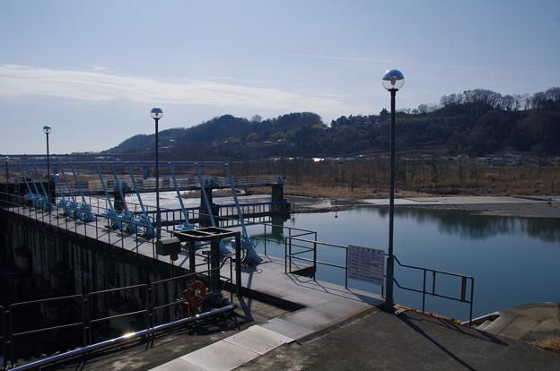 羽村取水堰