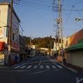 Photos: 越生駅前