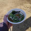 Photos: 越生梅林の山菜そば