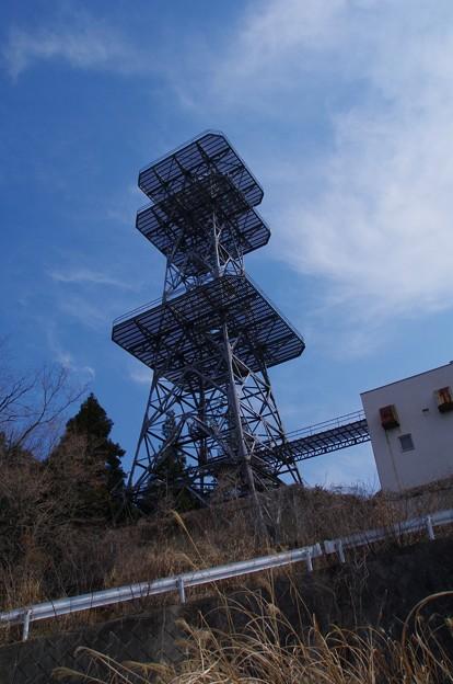 高指山頂上(標高330m)