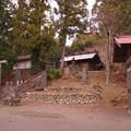 Photos: 越上山の諏訪神社