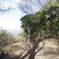 Photos: 笠山頂上(標高837m)
