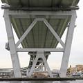 写真: 天保山大橋