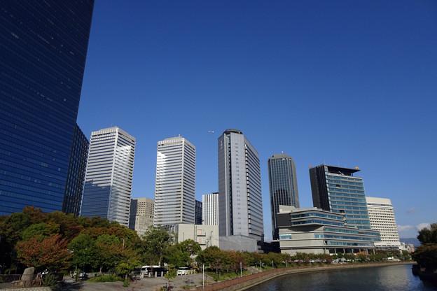 大阪ビジネスパーク(OBP)