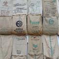 コーヒー豆の袋