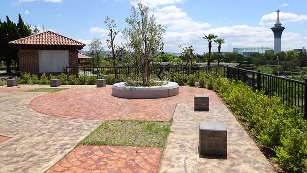 モナコ庭園跡