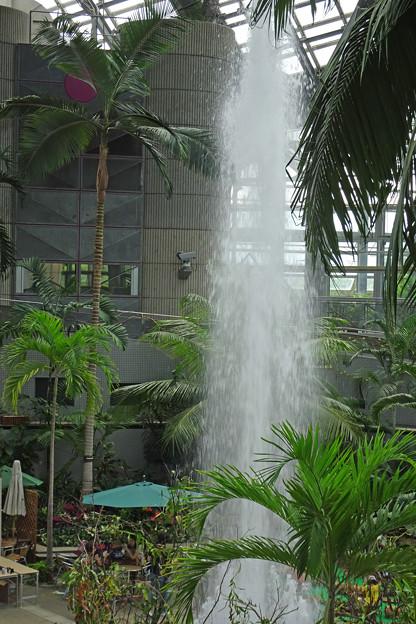 フラワーホール噴水