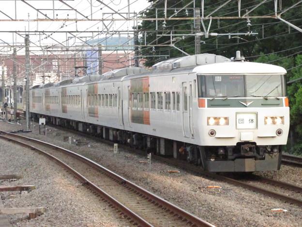 東海道線185系