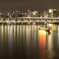 写真: 淺草夜景