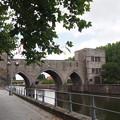 写真: 古い橋