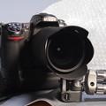 Photos: PB300791 MB-D10その2