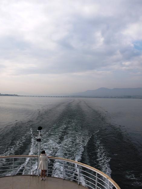Photos: 琵琶湖大橋遠望:琵琶湖周遊05