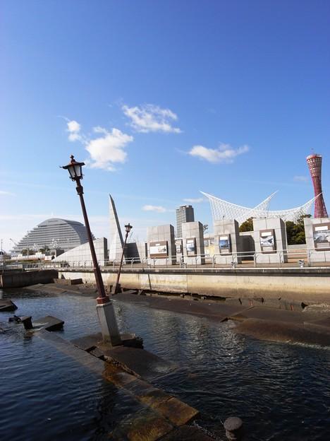 神戸港震災メリケンパーク02