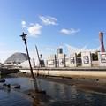 写真: 神戸港震災メリケンパーク02