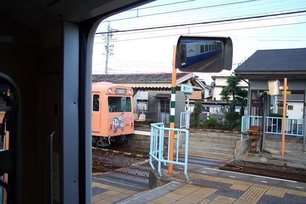 Photos: 軽便鉄道:四日市あすなろう鉄道02