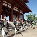 写真: 衛士隊:平城京天平祭02