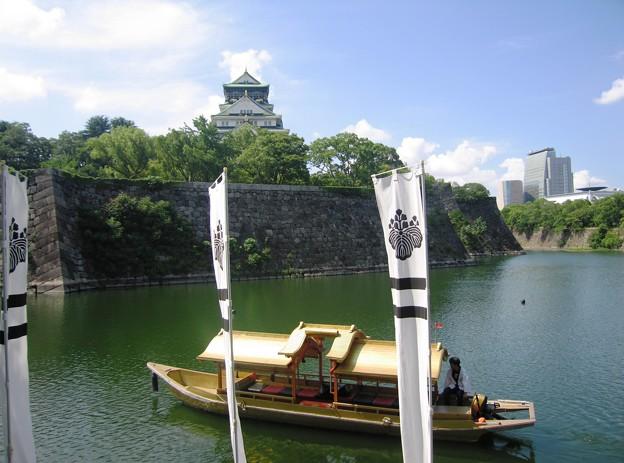 大阪周遊44:御座船
