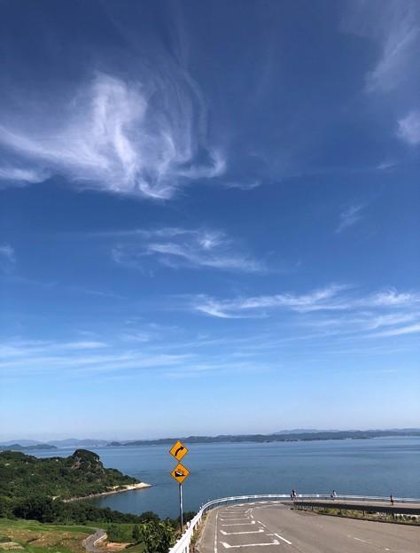 海に繋がる道:豊島04