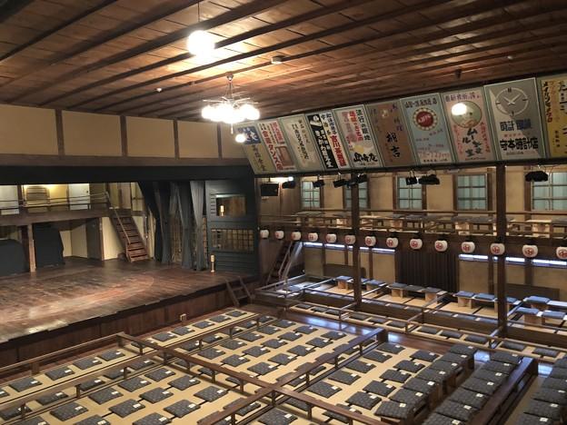 写真: 永楽館03  近畿最高の芝居小屋