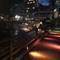 写真: 湯村温泉 夜景
