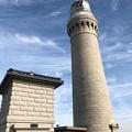 写真: 日本海側初の洋式灯台:角島灯台03