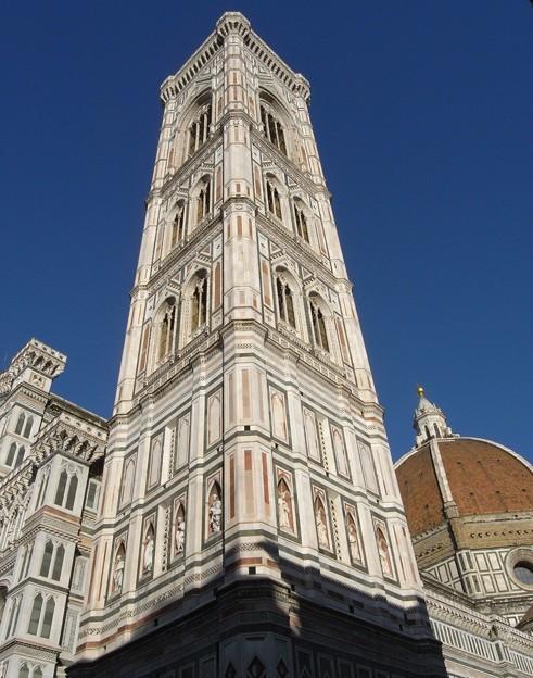 ジョットの鐘楼:フィレンツェ02