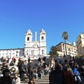 スペイン広場:ローマ10