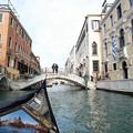 ベネチア06:ゴンドラ