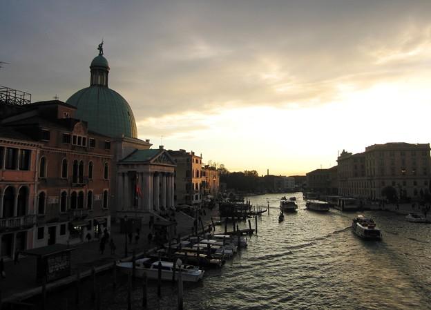 ベネチア15:カナルグランデ大運河