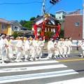 写真: 逗子 池子神明社 お神輿