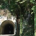 釈迦堂切通トンネル