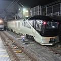 写真: 豪華電車~逗子
